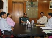 CPS Department at Prison's Directorate of Bangladesh for MoU